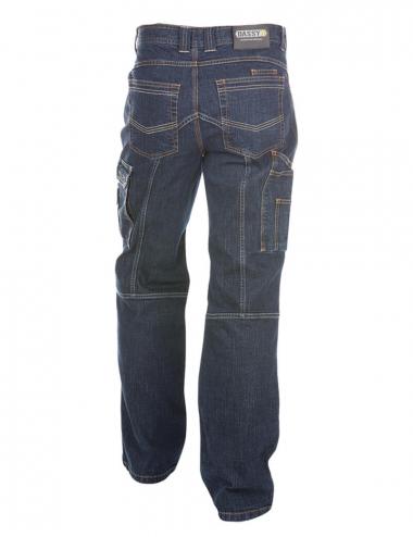 Dassy Knoxville Arbeitsjeans mit Kniepolstertaschen Herren - 390 g/m²