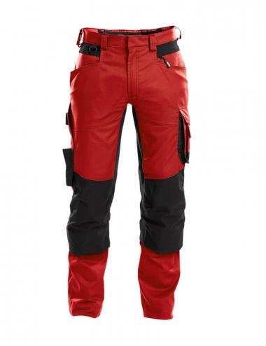 Dassy Dynax – Bundhose mit Stretch und Kniepolstertaschen (200980) - 245 g/m²