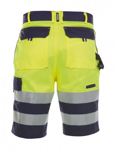 Dassy Venna Warnschutz-Shorts Herren - 245g/m²