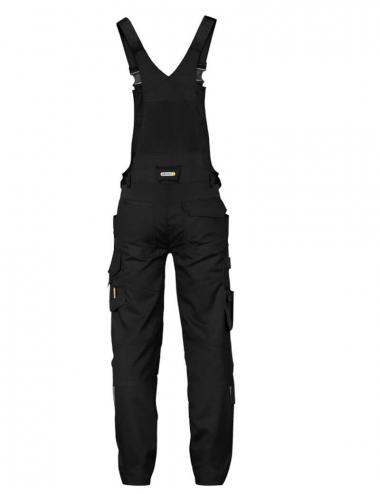 Dassy Tronix Stretch Latzhose Herren – 245 g/m²