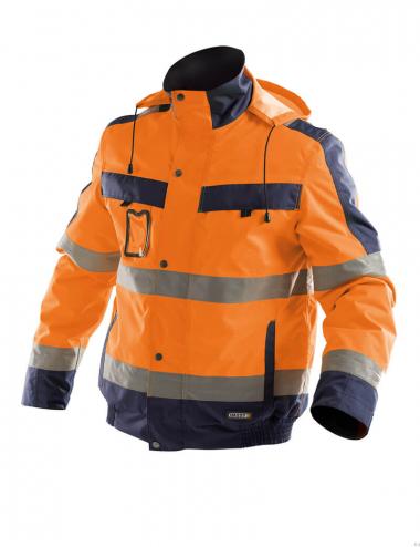 Dassy Lima Warnschutz Winterjacke Herren - 200 g/m²
