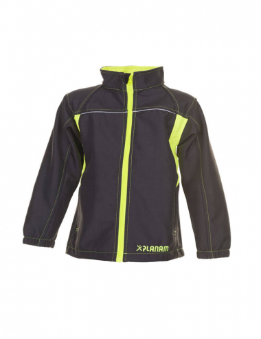 Planam Softshelljacke Junior