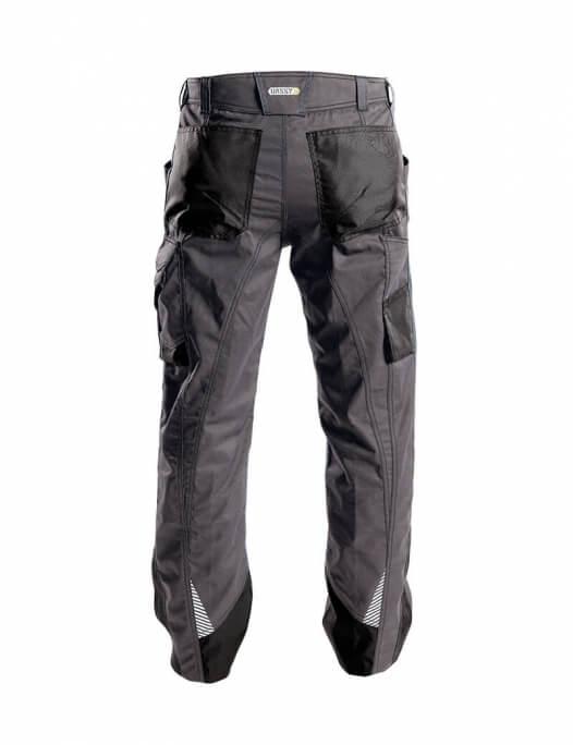 hose, bundhose, spectrum, dassy, work, arbeit, grau, schwarz, wasserabweisend, c - Dassy-Dassy Spectrum Arbeitshose Herren - 250g/m²-DA-200892