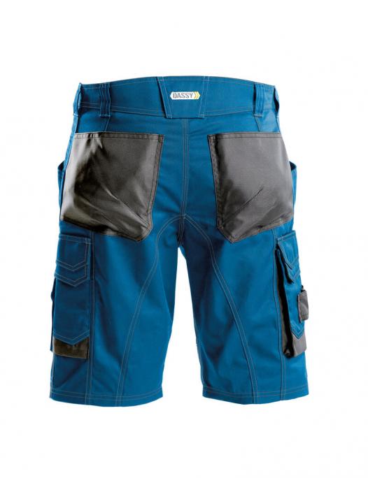 dassy, short, zweifarbig, schreiner, tischler, holzverarbeitung, holz, sommer, k - Dassy-Dassy Cosmic Short Herren - 250 g/m²-DA-250067
