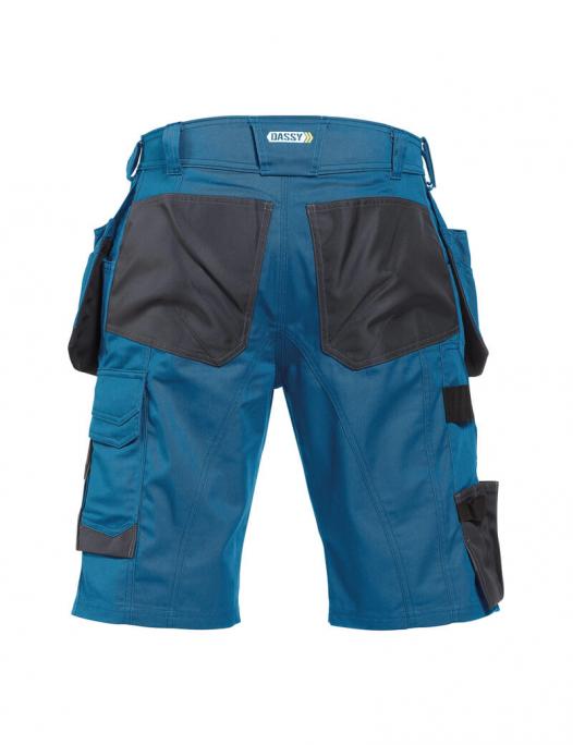 dassy, short, zweifarbig, Bionic, schreiner, tischler, holzverarbeitung, holz, k - Dassy-Dassy Bionic Short Herren-DA-250071