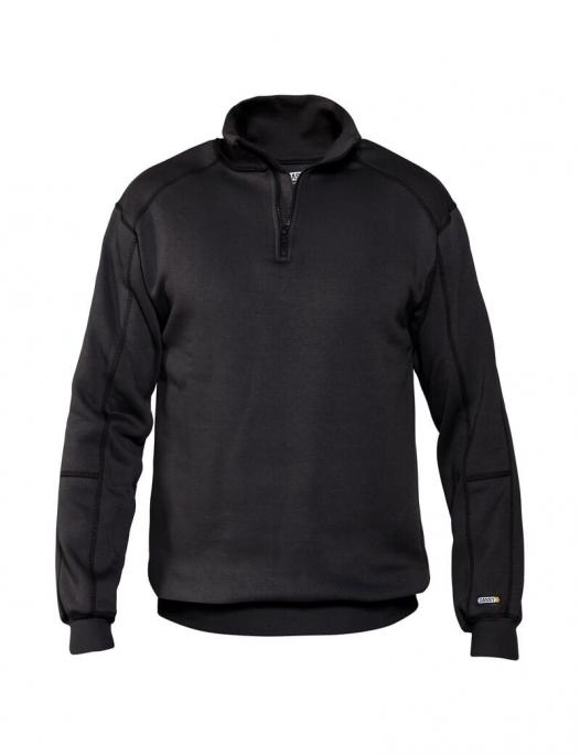 Dassy, Felix, sweater, sweatshirt, longlseeve, langarm, arbeit, work, verstärkt, - Dassy-Dassy Felix Sweatshirt Herren-Da-300270