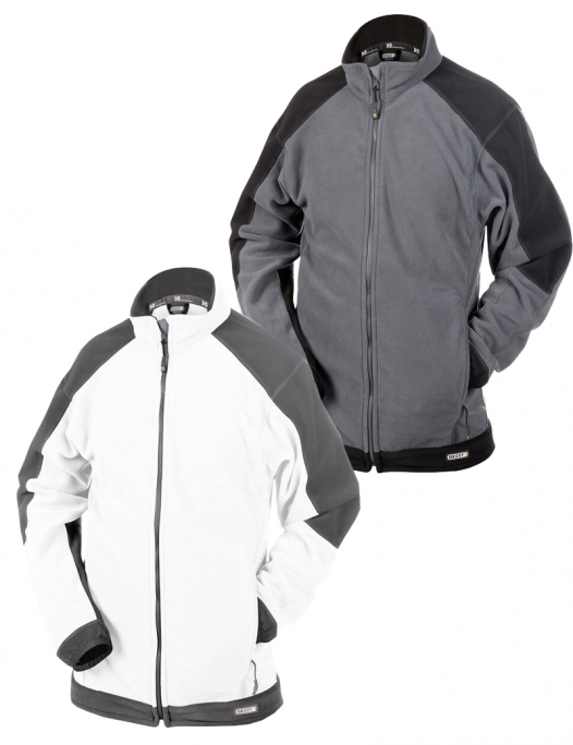 Dassy, kazan, fleece, jacke, arbeit, elastisch, sweater, warm, arbeit, work, longsleeve, sweater, damen, frauen, berufskleidung damen, 300293, fleecejacke damen-Dassy Kazan Fleecejacke Damen - 260 g/m²-DA-300293
