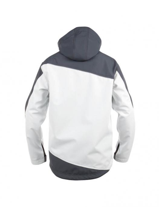 dassy, jakarta, jacke, softshell, soft, arbeit, work, jacket, 300336, fleece, wa - Dassy-Dassy Jakarta Softshell-Arbeitsjacke Herren - 280 g/m²-DA-300336
