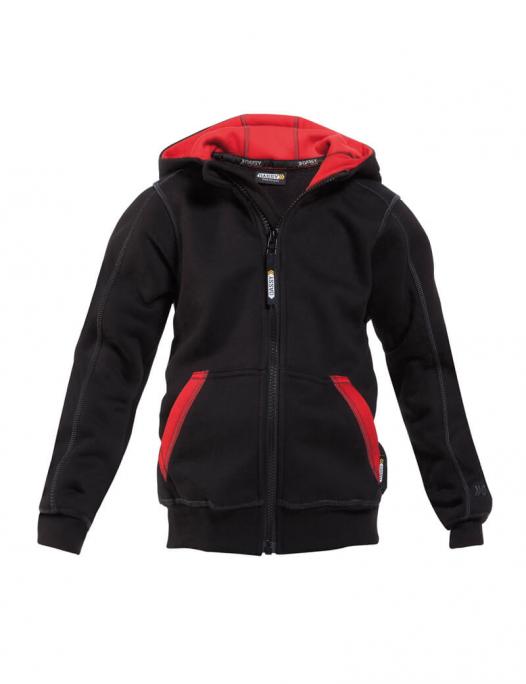 Dassy, sweater, sweatshirt, shirt, kapuze, kinder, kids, mädchen, junge, jungs, - Dassy-Dassy Watson Sweatshirt Kinder - 290 g/m²-DA-300391