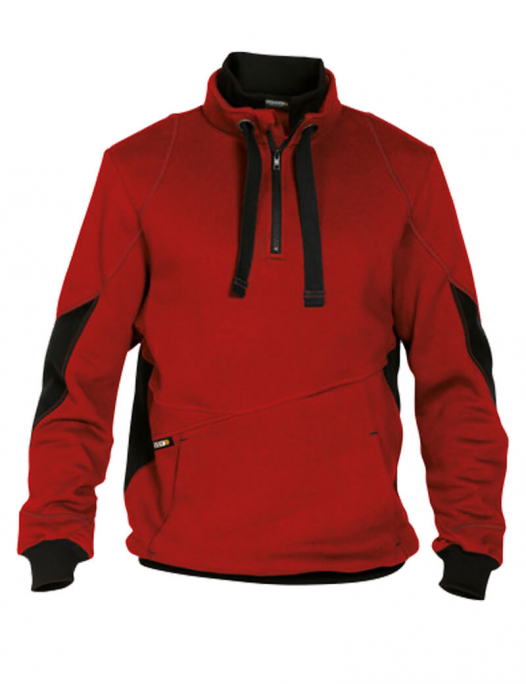 dassy, sweatshirt, zweifarbig, Stellar, tiefbau, galabau, gala, bau - Dassy-Dassy Stellar Sweatshirt Herren - 290 g/m²-DA-300394