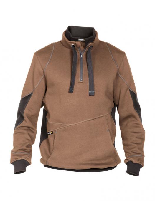 dassy, sweatshirt, zweifarbig, Stellar, schreiner, tischler, holzverarbeitung, h - Dassy-Dassy Stellar Sweatshirt Herren-DA-300394