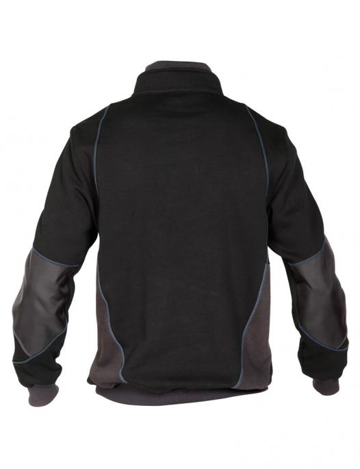 dassy, sweatshirt, zweifarbig, Stellar, schreiner, tischler, holzverarbeitung, h - Dassy-Dassy Stellar Sweatshirt Herren - 290 g/m²-DA-300394