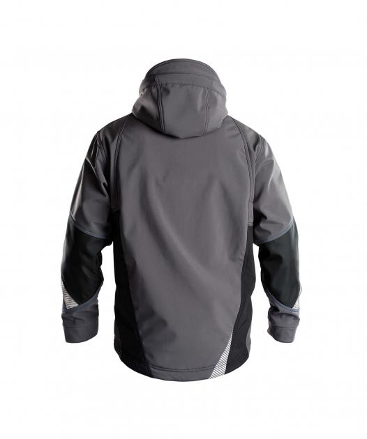 dassy, softshell, zweifarbig, gravity, arbeitsjacke, jacke, jacket, outdoor, arb - Dassy-Dassy Gravity Softshell-Jacke Herren - 280 g/m²-DA-300396