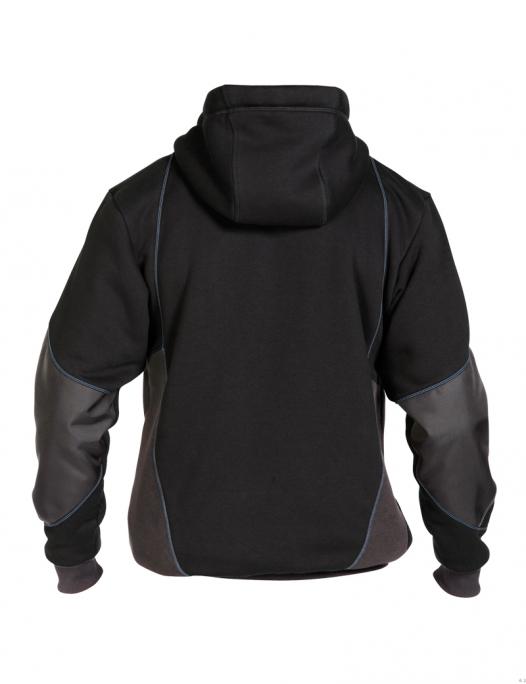 - Dassy-Dassy Pulse Sweatshirt-Jacke Herren - 290 g/m²-DA-300400