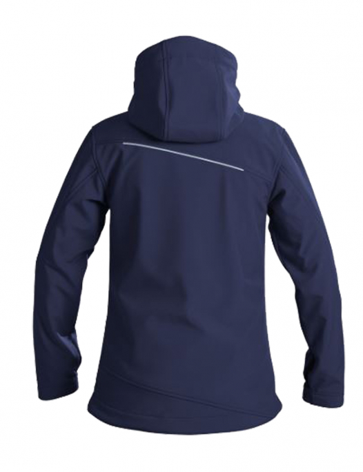 Dassy, tavira, softshell, jacke, jacket, frauen, damen, women, arbeitsjacke, was - Dassy-Dassy Tavira Softshell-Jacke Damen - 280 g/m²-DA-300439