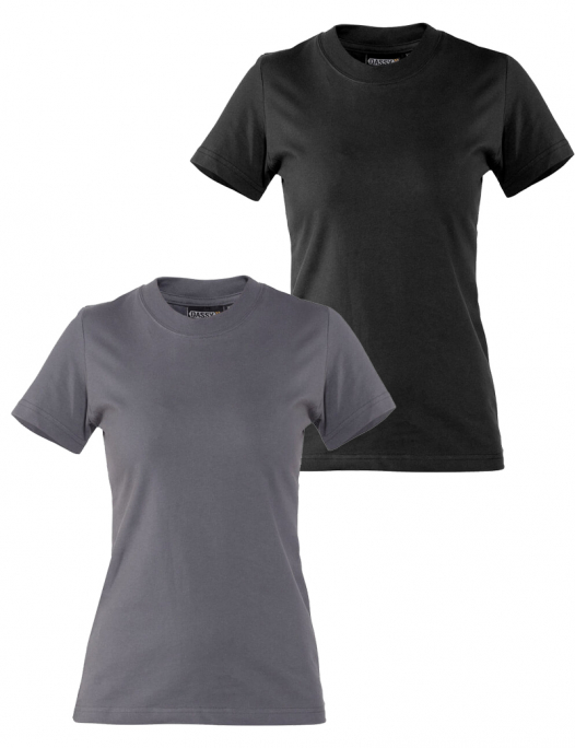 Dassy, shirt, tee, t-shirt, kurzarm, sommer, oscar, 710001, kurz, Veredelung, Stickerei, druck, damen, frauen, arbeitskleidung damen, berufsbekleidung online damen-Dassy Oscar T-Shirt Damen - 180 g/m²-DA-710005