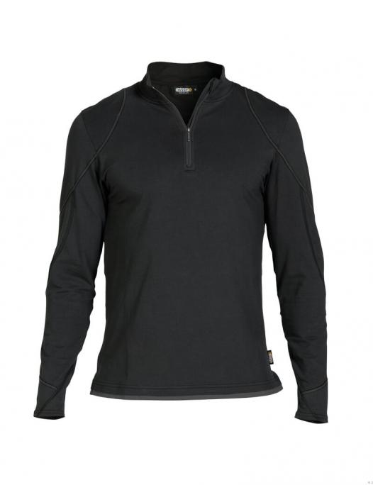 - Dassy-Dassy Sonic T-Shirt mit langen Ärmeln Herren - 220 g/m²-DA-710012
