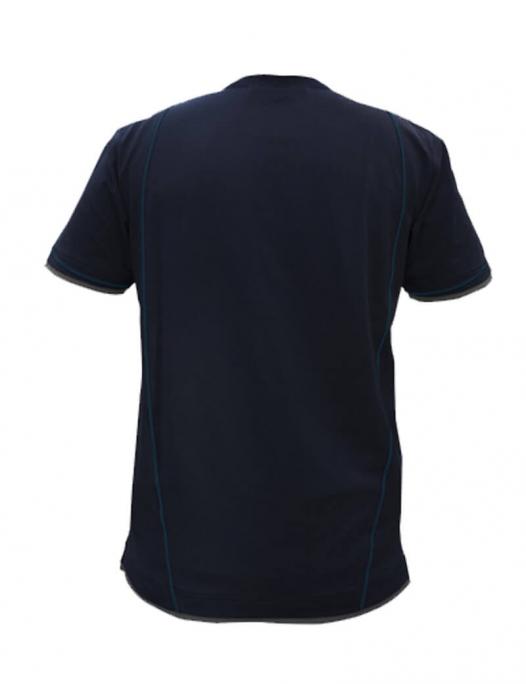 dassy, dfx, d-fx, kinetic, t-shirt, tshirt, berusbekleidung, arbeitsklamotte - Dassy-Dassy Kinetic T-Shirt Herren - 190 g/m²-DA-710019