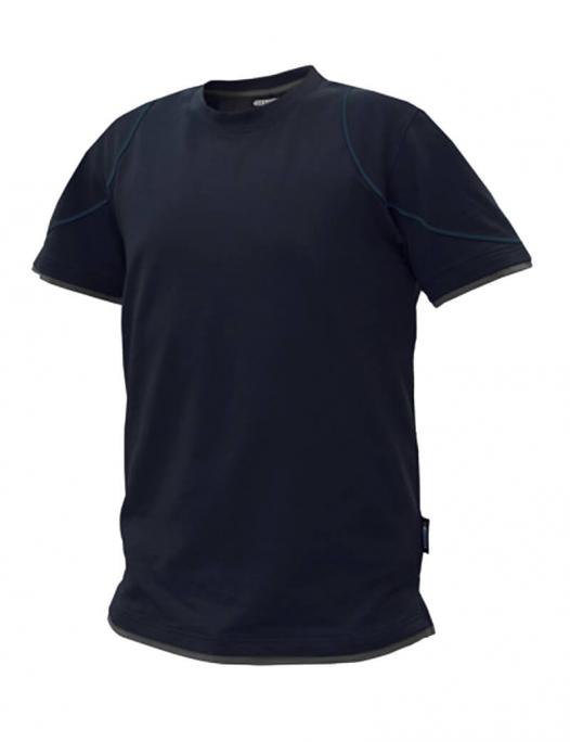 Dassy, T-shirt, Dfx. d-fx, kurzarm, sommershirt, workwear, arbeitskleidung - Dassy-Dassy Kinetic T-Shirt Herren - 190 g/m²-DA-710019