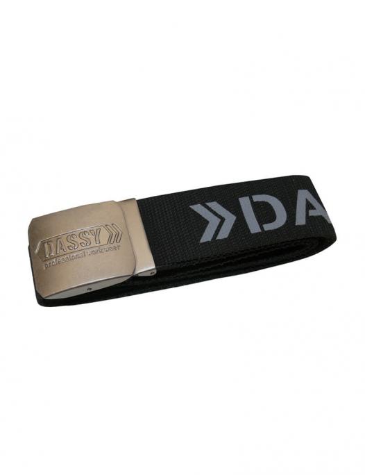 dassy-mercurius, logo, gürtel, belt, herren, damen, verstellbar, 35 cm, kürzbar, - Dassy-Dassy Mercurius Gürtel-DA-800019