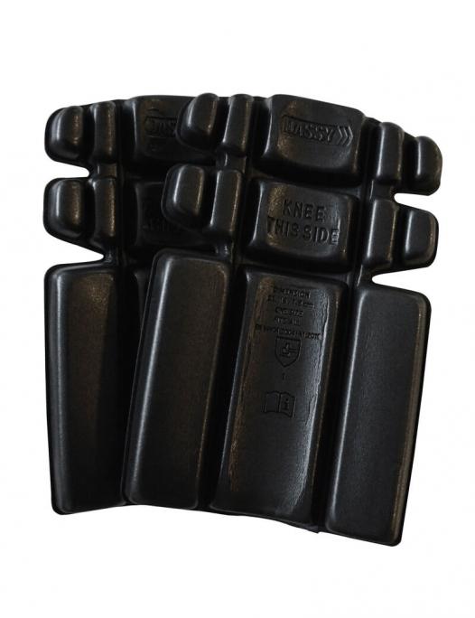 Dassy, knieschoner, kniepolster, knieschützer, knie, zertifikat, typ2, level1, schutz, arbeitskleidung online, arbeitsschutz-Dassy Cratos Kniepolster-DA-800047