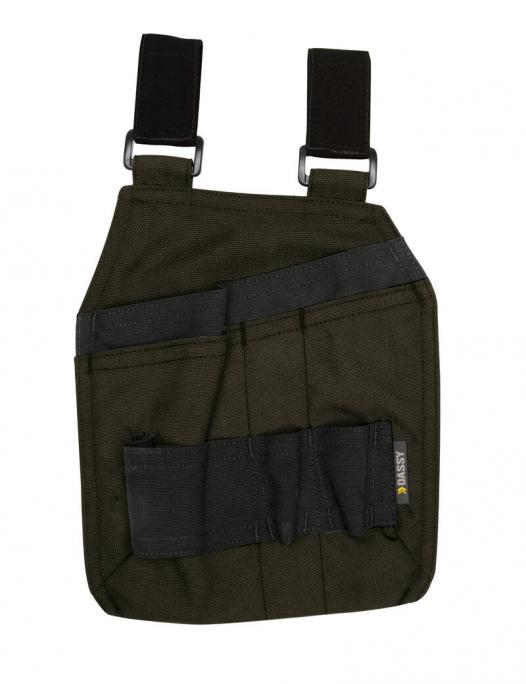 Dassy, werkzeug, tasche, gürtel, schlaufe, corura, gordon, schlaufen, werkzeugta - Dassy-Dassy Gordon + Schlaufen Werkzeugtasche-DA-800076