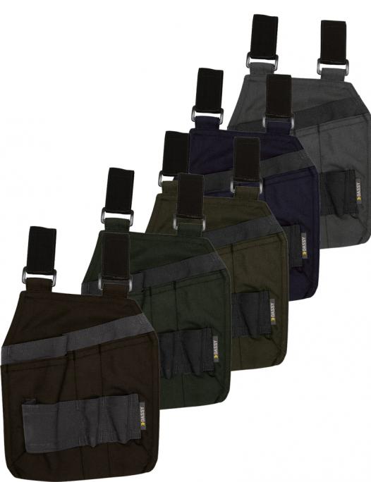 Dassy, werkzeug, tasche, gürtel, schlaufe, corura, gordon, schlaufen, werkzeugtasche, arbeitskleidung, berufsbekleidung-Dassy Gordon + Schlaufen Werkzeugtasche-DA-800076