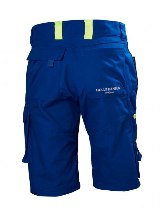 Helly Hansen, aker, hose, pant, lang, arbeit, work, herren, männer, helly, hanse - hhworkwear-Helly Hansen Aker Work Shorts Herren-HE-77402