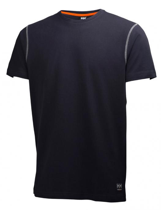 Helly Hansen, Oxford, T-Shirt, kurzarm, shirts, herren, männer, helly, hansen, s - hhworkwear-Helly Hansen Oxford T-Shirt Herren-HE-79024