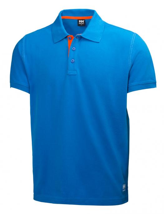 Helly Hansen, Oxford, poloshirt, polo, hemd, kurzarm, shirts, herren, männer, he - hhworkwear-Helly Hansen Oxford Poloshirt Herren-HE-79025