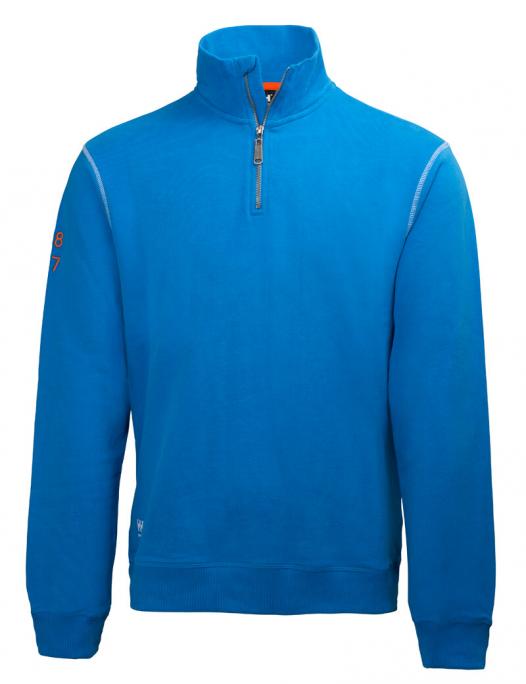 Helly Hansen, Oxford, sweater, sweatshirt, shirt, langarm, longsleeve, shirts, h - hhworkwear-Helly Hansen Oxford Sweatshirt Herren-HE-79027