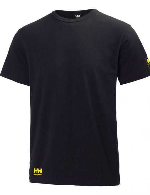 Helly Hansen, aker, t-shirt, shirt, kurzarm, kurz, sommer, warm, tee, herren, mä - hhworkwear-Helly Hansen Aker T-Shirt Herren-HE-79160