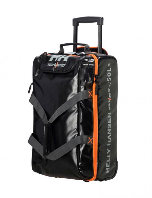 Helly hansen, trolley, reisetasche, rucksack, backpack, back, pack, bag, 30 L, Handgepäck, helly, hansen, schwarz, 79562, 990, koffer, rollkoffer-Helly Hansen Trolley Bag 50 L-HE-79567