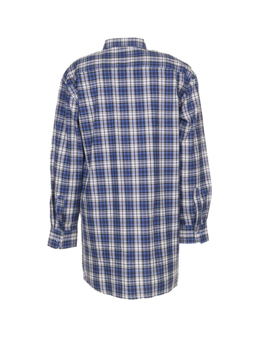 planam, flanellhemd, flanell, hemd, langarm, karo, caro, kariert, winter, 045, r - Planam-Planam Flanell Hemd-PL-045