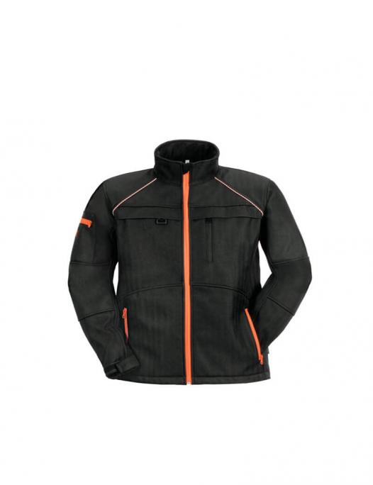 Planam, outdoor, viper, jacke, jacket, herren, männer, softshell, winddicht, atm - Planam-Planam Softshell-Arbeitsjacke Viper-PL-366