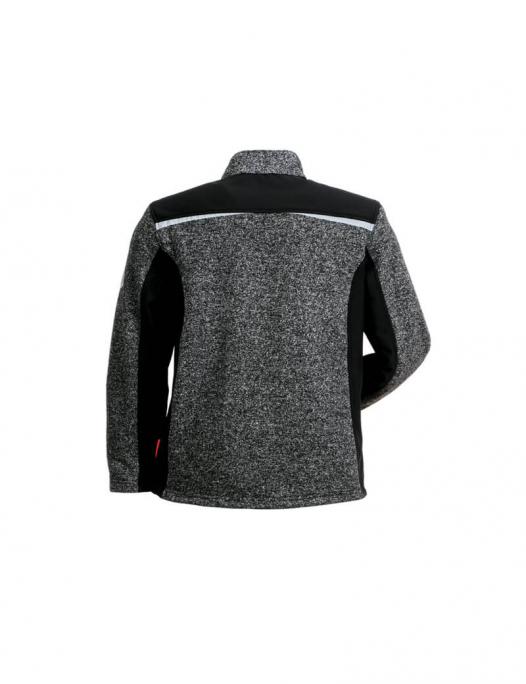 Planam, strick, fleece, jacke, iron, herren, männer, warm, futter, modisch, outdoor, 374, 3745 - Planam-Planam Outdoor Fleecejacke Iron-PL-374