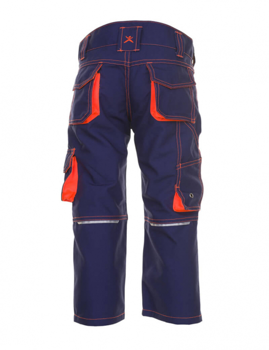 planam, basalt, junior, work, bundhose, hose, kinder, kids, jungs, mädchen, jung - Planam-Planam Bundhose Junior-PL-611