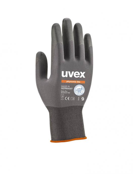 uvex, schutz, handschuhe, phynomic, leicht, atmungsaktiv, montage, kleinarbeiten - Uvex-Uvex Phynomic lite Handschuhe-UV-60040