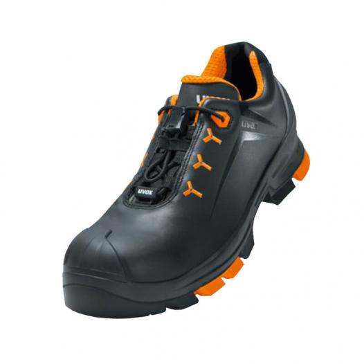 uvex, quatro gtx, sicherheitschuh, s3, src, orthopädisch, stiefel, schuhe, arbeit, work, herren, männer, sohle, schnürer, zehenschutz, schutzkappe, einlagen, sicherheitsschuhe, 6502, arbeitsschuh-Uvex 2 Sicherheitsschuhe S3 SRC Weite 12-UV-6502.3