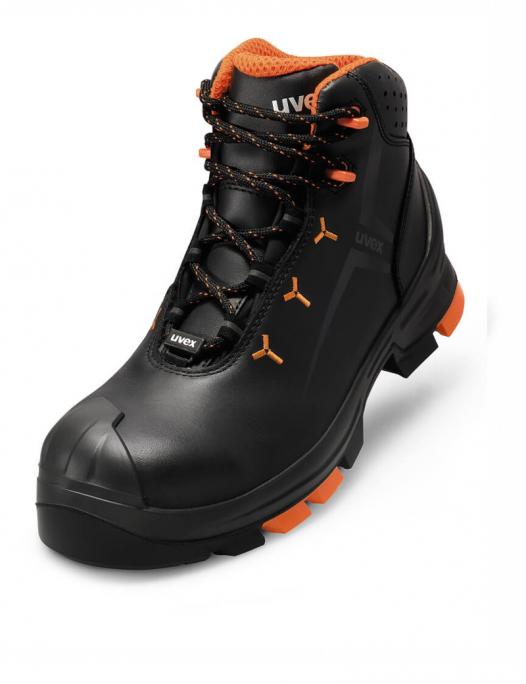 uvex 2, uvex sicherheitsschuh, s3, src, orthopädisch, Stiefel, schuhe, arbeit, w - Uvex-Uvex 2 Sicherheitsstiefel S3 SRC Weite 11-UV-6503.2