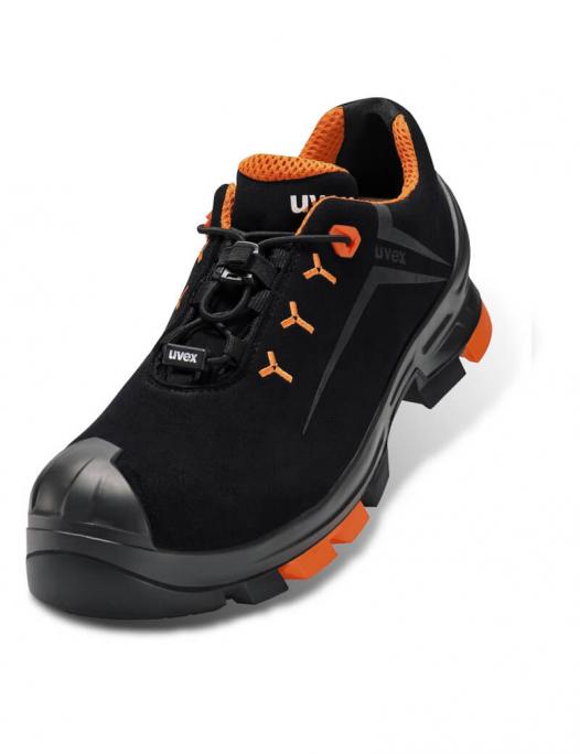 uvex 2, uvex sicherheitsschuh, s3, src, orthopädisch, halbschuh, schuhe, arbeit, - Uvex-Uvex 2 Sicherheitsschuhe S3 SRC Weite 11-UV-6508.2