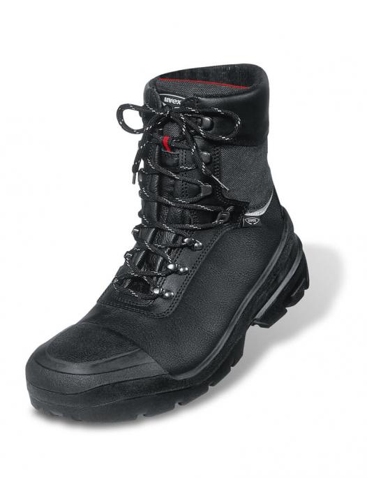 Uvex, quatro, pro, stiefel, s3, winter, arbeit, work, kälte, schuhe, 8405, gefüt - Uvex-Uvex quatro pro S3 CI SRC Sicherheitsstiefel Weite 11-UV-8402.2