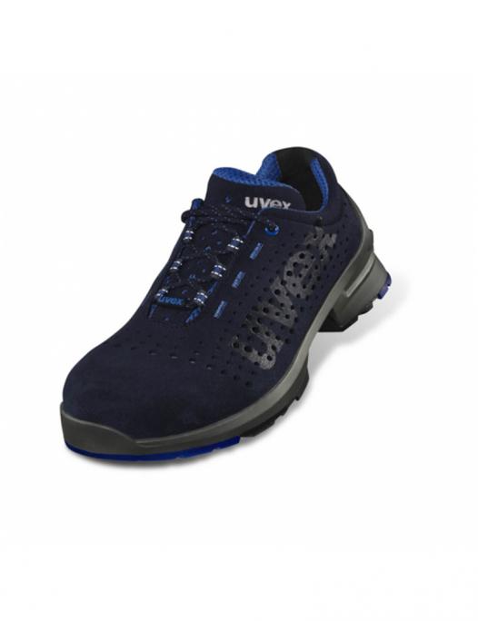uvex 1, uvex sicherheitsschuh, s1, src, orthopädisch, halbschuh, schuhe, arbeit, work, damen, herren, männer, frauen, sohle, schnürrer, zehenschutz, schutzkappe, einlagen, gelocht, arbeitsschuhe-Uvex 1 Sicherheitsschuhe S1 Weite 12-UV-8531.9