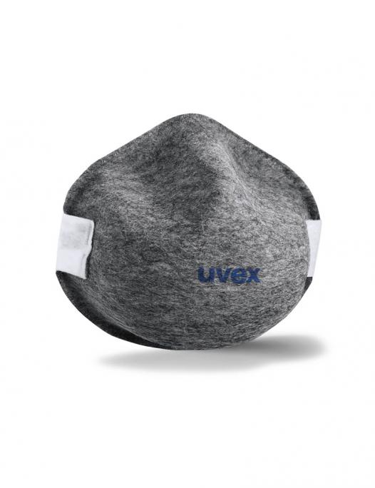 Uvex, silv, air, 7100, 8707, schutz, makse, atemschutz, atem, maske, staub, male - Uvex-Uvex silv-air 7100 Schutzmaske-UV-8707100