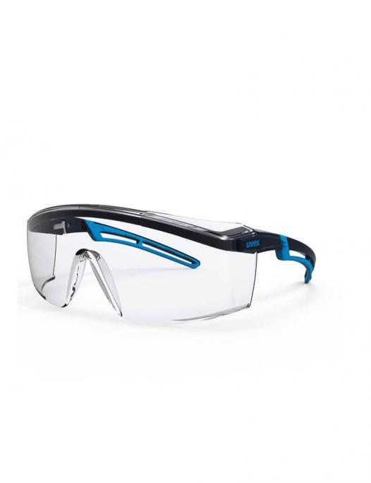 Uvex, Astrospec, schutzbrille, brille, schutz, arbeit, PSA, cx, sichtfeld, augen, panoramascheibe, damen, frauen, herren, männer, psa, schutzausrüstung-Uvex Astrospec 2.0 Schutzbrille-UV-9164065
