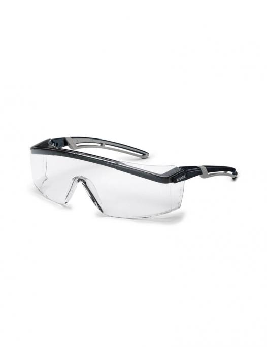 Uvex, Astrospec, schutzbrille, brille, schutz, arbeit, PSA, cx, sichtfeld, augen, panoramascheibe, damen, frauen, herren, männer, psa, schutzausrüstung-Uvex Astrospec 2.0 Schutzbrille-UV-9164187