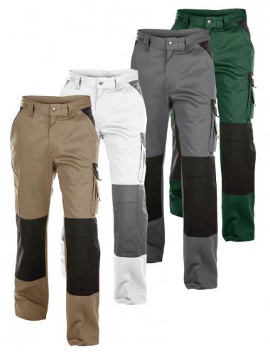 Dassy Boston Arbeitshose mit Kniepolstertaschen Herren - 245 g/m²