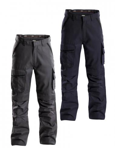 Dassy Connor Arbeitshose mit Kniepolstertaschen Herren - 295 g/m²