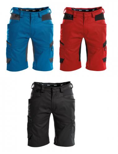 Dassy Axis Short mit Stretch Herren - 245 g/m²