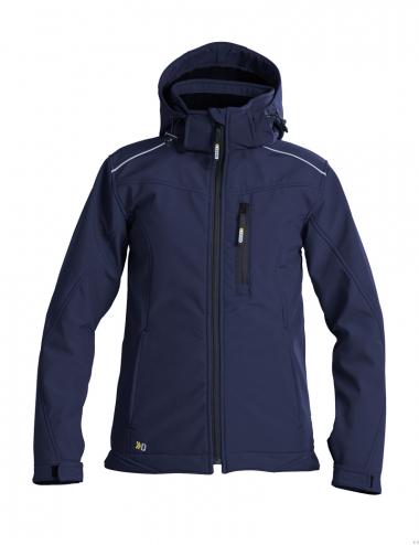 Dassy Tavira Softshell-Jacke Damen - 280 g/m²